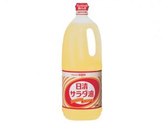 リノール酸を多く含む食用油の写真