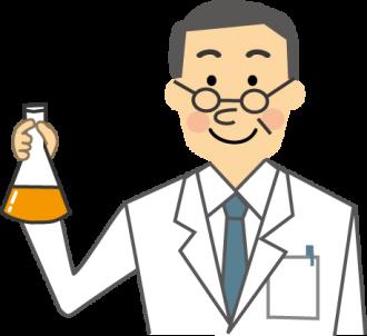 科学者のイラスト│今後も研究が続く「プトレシン」の効果