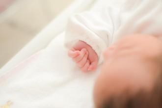 赤ちゃんの写真│ミドリムシ(ユーグレナ)には妊娠に効果的な葉酸が入っています
