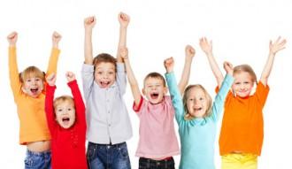子どもたちの写真│ミドリムシ(ユーグレナ)に含まれるDHAの効果・効能とは?