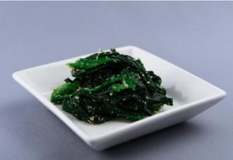 ほうれん草の胡麻和えの画像│ミドリムシ(ユーグレナ)に含まれる「クロロフィル」を野菜から摂取するには細胞壁を破壊することが重要