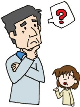 認知症の男性のイラスト│ミドリムシ(ユーグレナ)にその量を減らす効果があるとされる活性酸素も認知症の元凶のひとつ