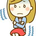 冷え性の女性のイラスト│「冷え」と「むくみ」の関連性とは?