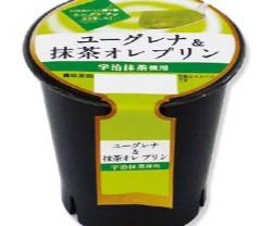 ユーグレナ&抹茶オレプリン