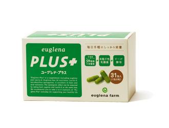 ユーグレナ・プラス(サプリメント)