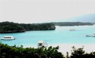 石垣島の風景写真│豊かな石垣の自然環境がユーグレナを育んだ