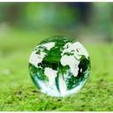 きれいな地球の画像│「パラミロン」は地球上で唯一ミドリムシ(ユーグレナ)のみが持っている成分