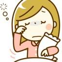 睡眠不足の女性のイラスト│睡眠不足で生じる症状とは?