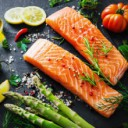 魚料理の写真│魚を食べると頭が良くなる…理由とは?